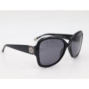 Tommy Bahama Polarized Sunglasses Oversized Black